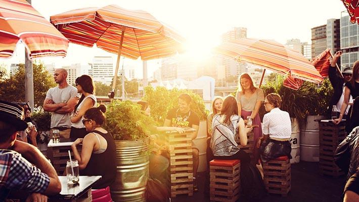 Melbourne ne peut pas être expliquée, il faut la vivre pour la comprendre Image