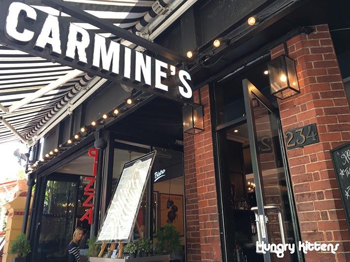 Carmine's: cucina italiana e ambiente fuori dalle righe Image