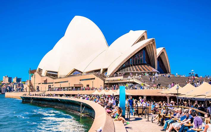 Inglese a Sydney da $220pw Image