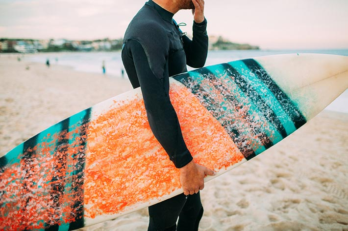 Diploma di Istruttore di Surf Image