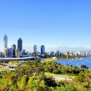 Perth-Cityscape