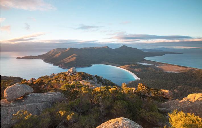 Benvenuti in Tasmania: colori, sensazioni e profumi d'altri tempi