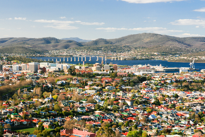 Business Management a Hobart