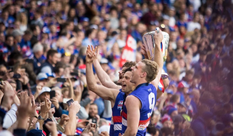 Il 28 settembre Melbourne si ferma per la gran finale di footy Image