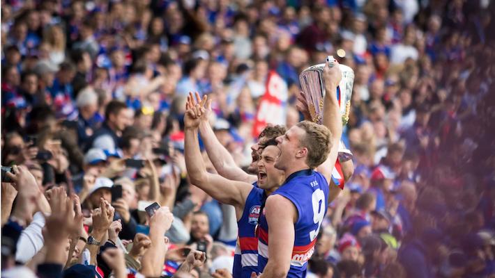 Il 28 settembre Melbourne si ferma per la gran finale di footy
