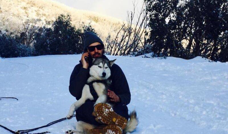 Lavorare con gli husky in Australia: la storia di Steven Image