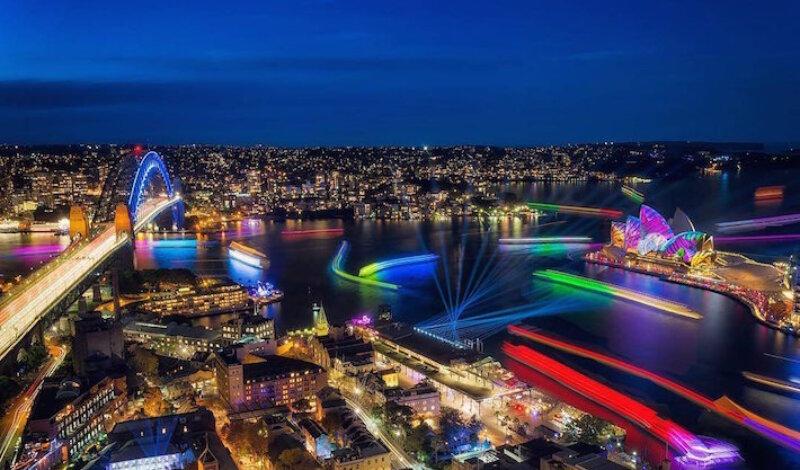 Vivid Sydney 2018: il festival di luci, musica e idee Image