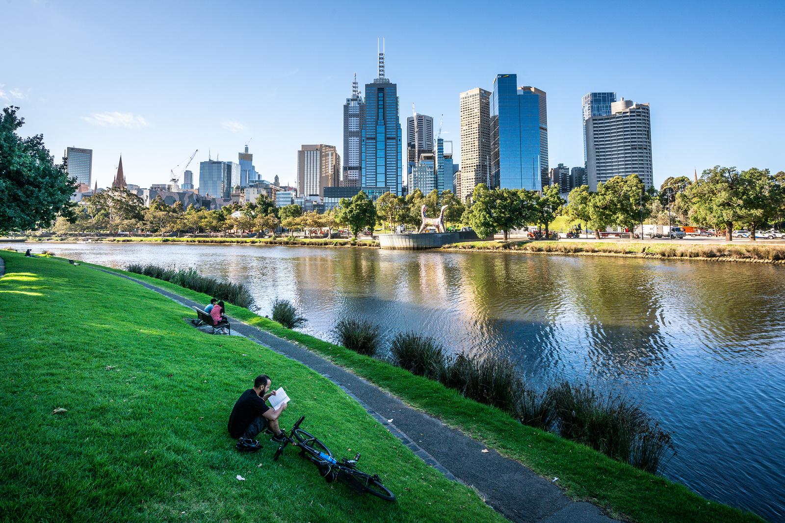 10 motivi per cui Melbourne è la città più felice del mondo Image