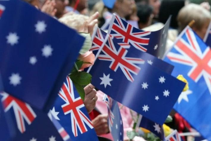 Qual'è il significato della bandiera Australiana?