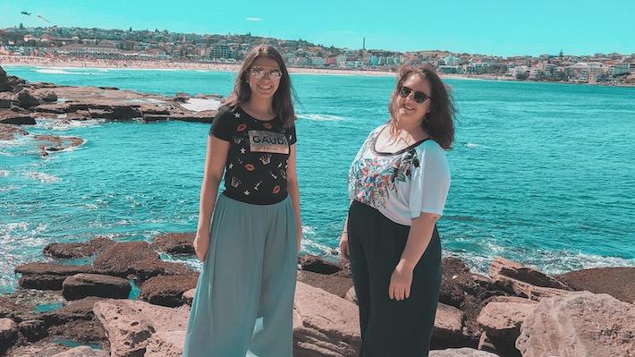 Sarah e Giulia, due sorelle alla scoperta dell'Australia e del mondo Image