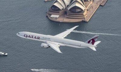 Vola in Australia con Qatar Airways e ricevi fino al 12% di sconto
