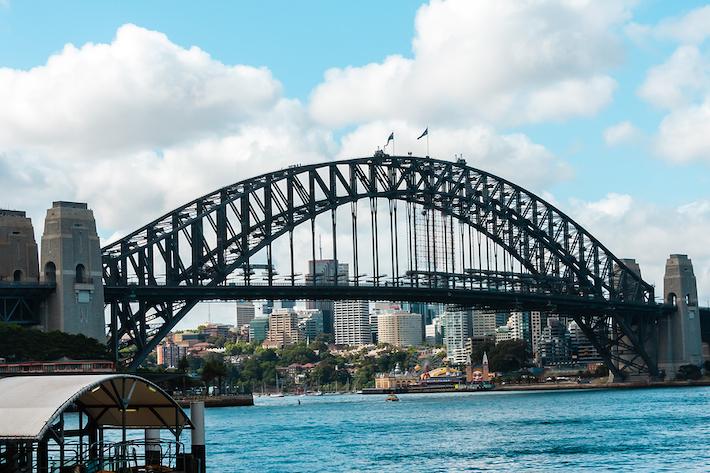 Sydney promo: inglese da $100 pw e Vet da $650 al trimestre